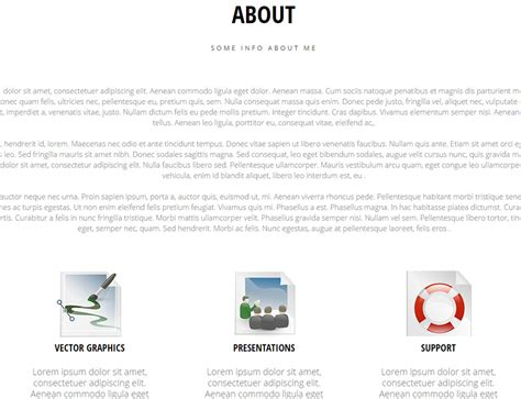 free responsive portfolio templates simple portfolio free responsive muse templates widgets