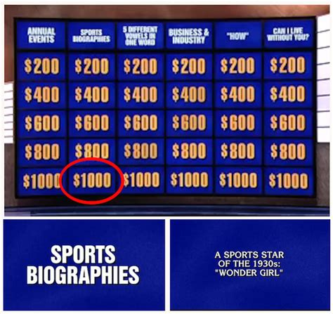 Jeopardy Com Sweepstakes - screengrabbed espn s don van natta jr s star turn on jeopardy espn front row