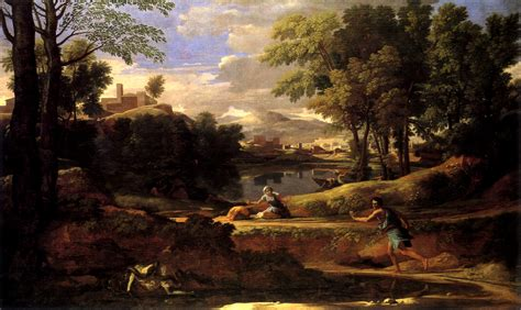 Painting Better Landscapes file landscape with a killed by a snake poussin jpg