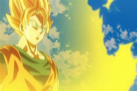 descargar imagenes de goku que se muevan dragon ball z goku se transforma en super saiyajin dios