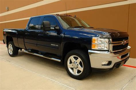 sell used 2012 chevy silverado 2500hd ltz z71 package crew