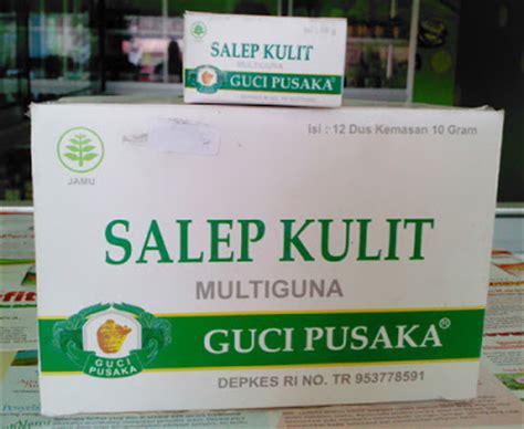 Khasiat Dan Salep Dermatix salep kulit multiguna guci pusaka mengobati penyakit kulit