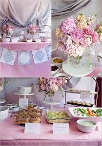 idea for bridal shower shower decorations favors ideas