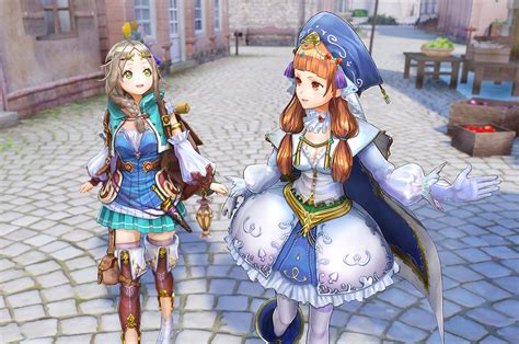 Kaset Ps4 Atelier Firis The Alchemist And The Mysterious Journey ps4 ps vita exclusive atelier firis shows battles and story in new gameplay trailer
