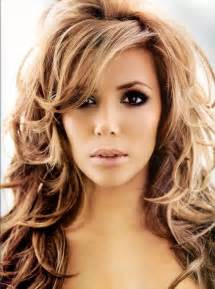 on top on bottom hairstyle eva longoria hairstyles amazing curls pretty designs