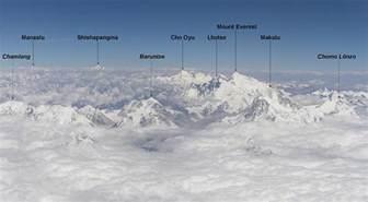 le berge achttausender