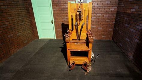 elektrischer stuhl überlebt mangel an giftspritzen tennessee f 252 hrt den elektrischen