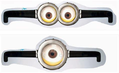 imagenes de minions sin lentes plantillas de gafas de minions para descargar e imprimir