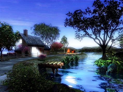 3d wallpaper for your house beautiful 3d home image wallpaper 15512 wallpaper
