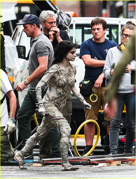 the mummy is revealed in new photos from upcoming reboot gamespot