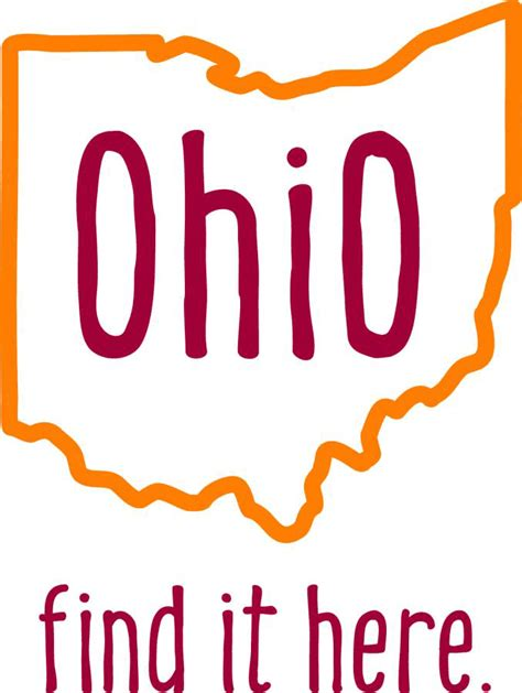 Ohio State Find Ohio Find It Here Brand Info Ohio Find It Here