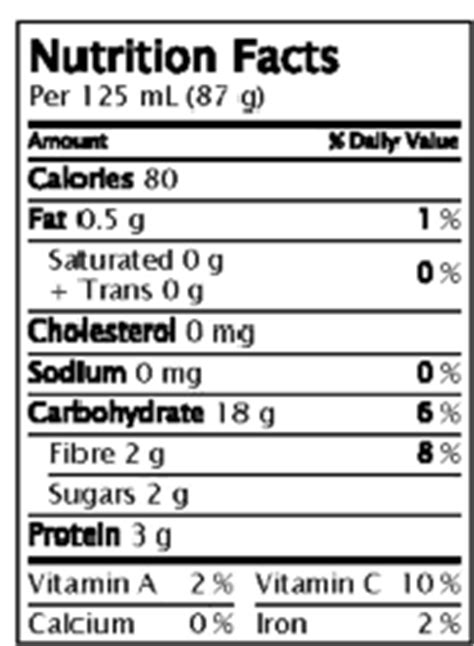nutrition facts table template steps for choosing a nutrition facts table nutrition