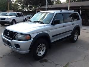 2004 Mitsubishi Montero Cars For Sale Buy On Cars For Sale Sell On Cars For Sale