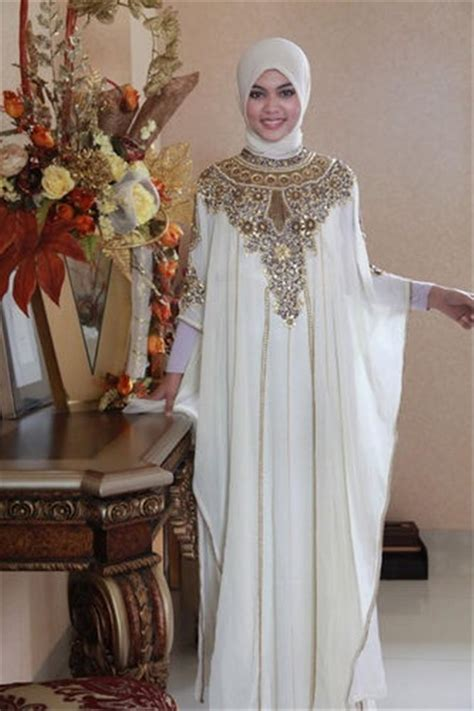New Muslim Bridals Dresses With Hijab For Weddings 2016   Fashionexprez