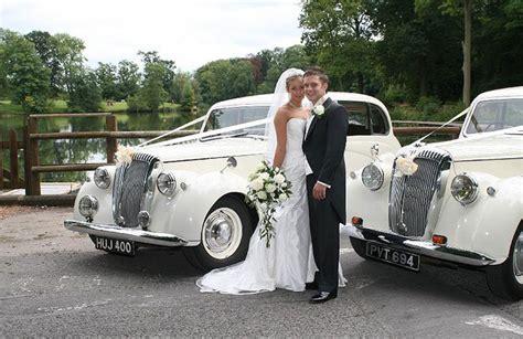 Wedding Car Worcester by Daimler Db18 Saloon White Worcester Vintage Wedding Car