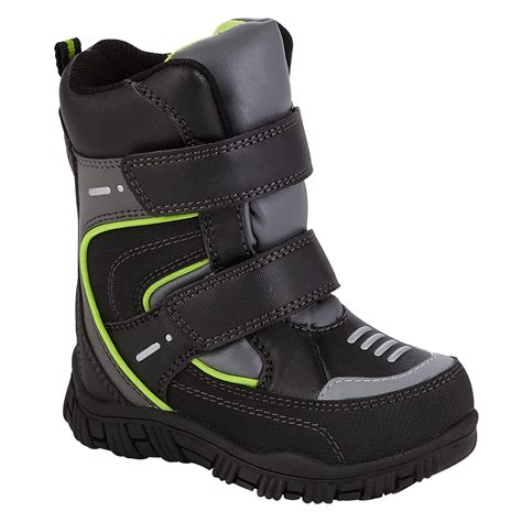 mens winter boots sears athletech toddler boy s abraham 2 winter boot black