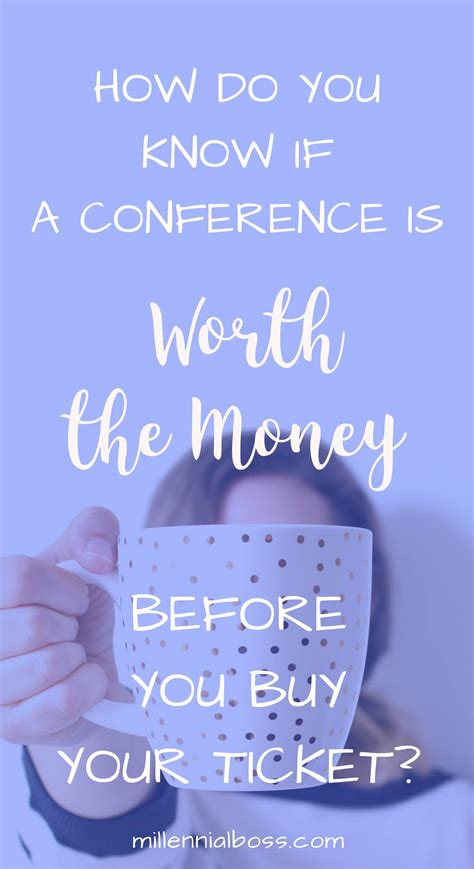 how do i know if i can buy a house how do you know if a conference is worth the money