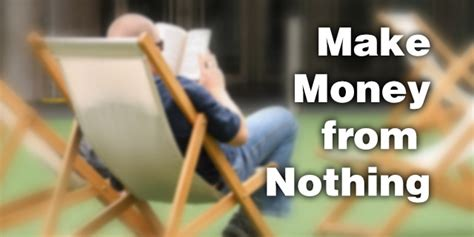 Make Money Online Doing Nothing - how to make money doing nothing online top 10 binary options brokers worldwide