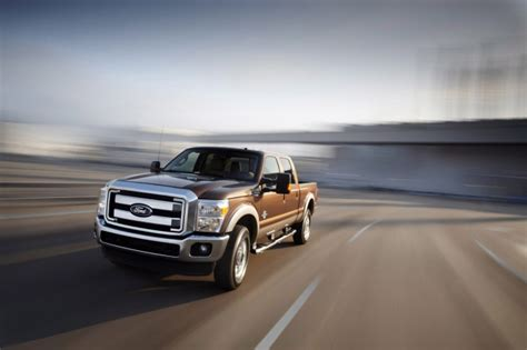 2011 ford f series super duty best in class diesel is it autoevolution