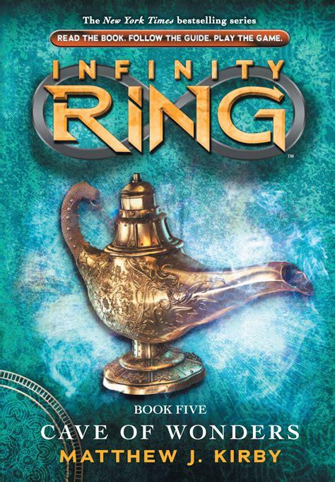 infinity ring book series cover reveal infinity ring book 5 cave of wonders kirbside