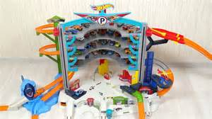 Mega Biggest Hot Wheels Ultimate Garage Playset with