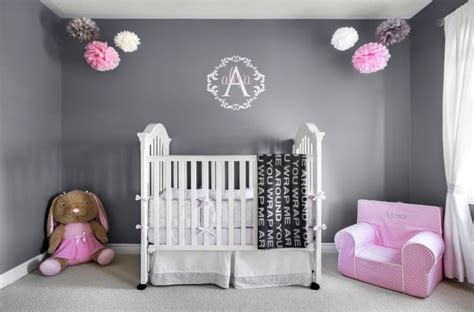 kinderzimmer rosa grau s beautiful pink and grey nursery project nursery