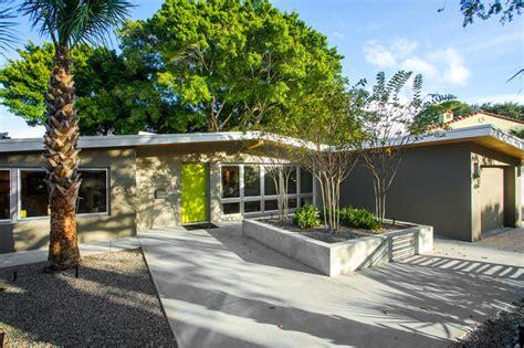 mid century modern exterior venice island mid century modern midcentury exterior