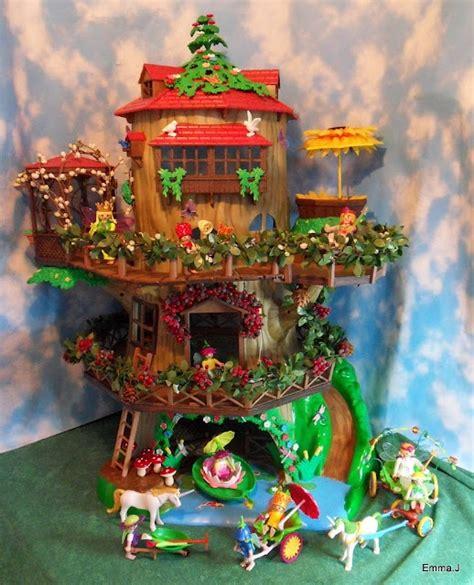 playmobil house playmobil fairy tree house playmobil pinterest