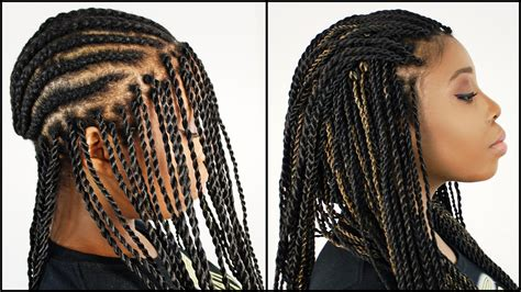 how to pretwist hair senegalese twist pre twisted crochet hair pros and cons
