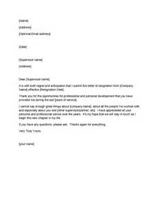business letter of resignation executive business resignation letter format template vntask
