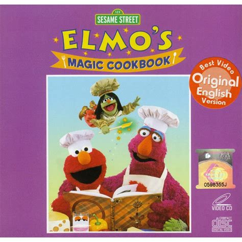 Trick Streat Magic Vcd sesame elmo s magic cookbook vcd