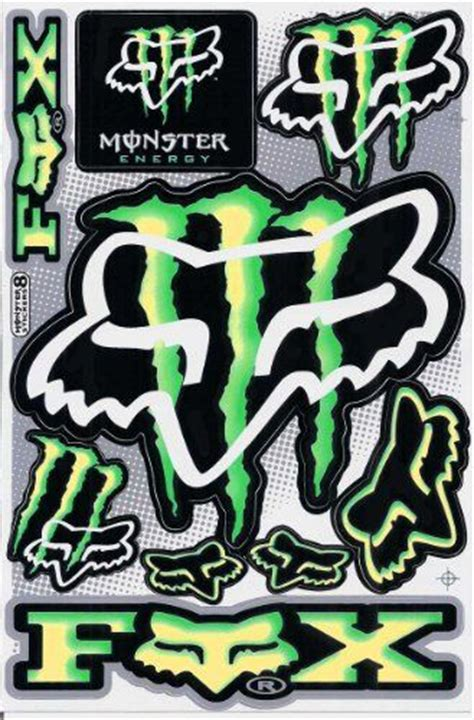 Monster Energy Yellow Sticker by Story Of My Life My Life And Favorite Things On Pinterest