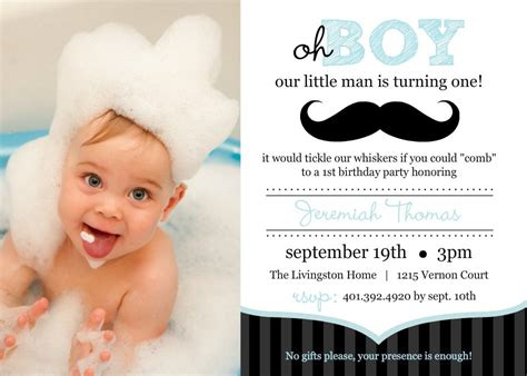 boy birthday card template birthday invitations birthday invitations