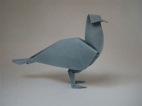 Origami Pigeon - 1000 images about origami on origami origami