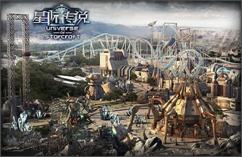 theme park mmo blizzard theme park in china beyond rumor world of