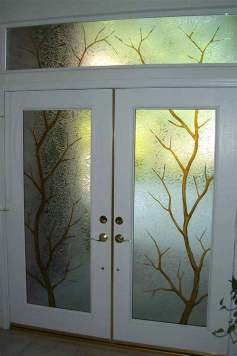 Frosted Glass For Front Door by Front Doors Sans Soucie Glass