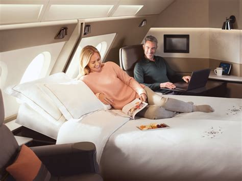 airbus a380 bedroom suite singapore airlines new airbus a380 luxury suites