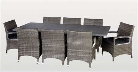 barbeques galore products contempo 9 piece dining