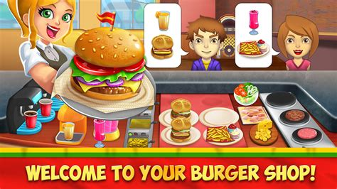 full version of burger shop for android my burger shop 2 amazon ca appstore for android