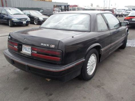 how to sell used cars 1992 buick coachbuilder interior lighting sell used 1992 buick regal no rerserve in anaheim
