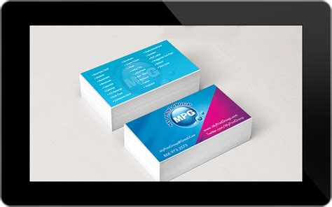 Print Business Cards At Home