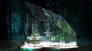 Glass Pavilion ethereal glass pavilion redefines the modern greenhouse