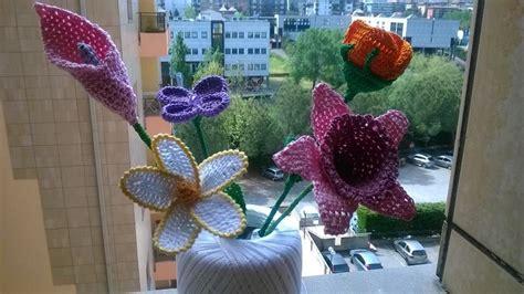 non fiori all uncinetto fiori all uncinetto per la casa e per te decorare