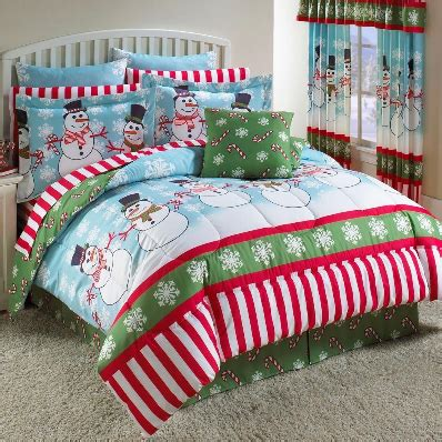 holiday comforters christmas holiday bedding interior designing ideas