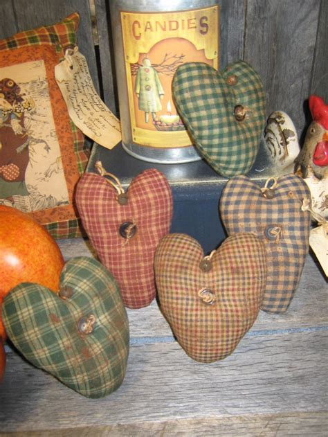 fabric crafts primitive 66 best primitive ornies images on primitives