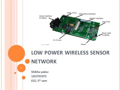 ppt templates for wireless sensor networks ppt on low power wireless sensor network 5th sem