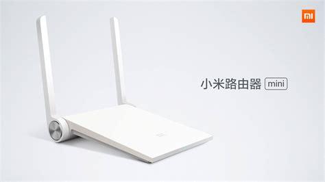 Router Xiaomi xiaomi presenta 2 routers y una box tv pero nada sobre su