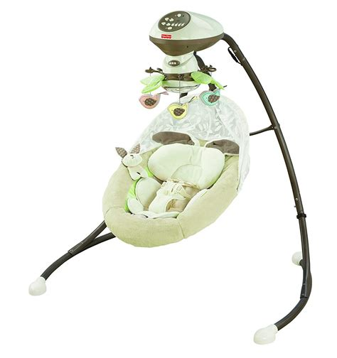 fisher price snug a bunny swing top 10 best baby swings for any budget heavy com