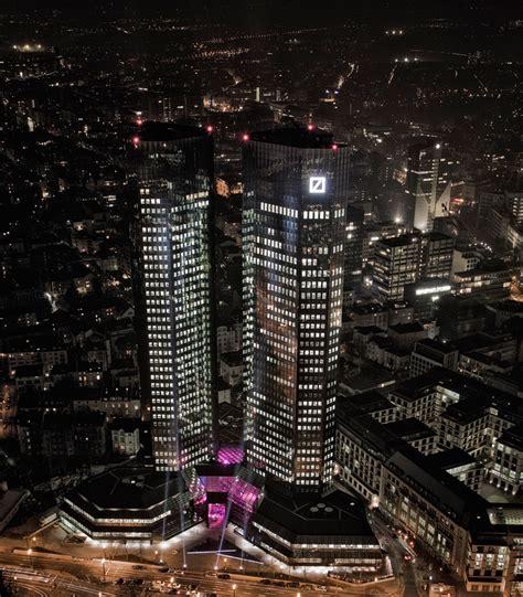 deutsche bank frankfurt oder deutsche bank towers in frankfurt nach sanierung