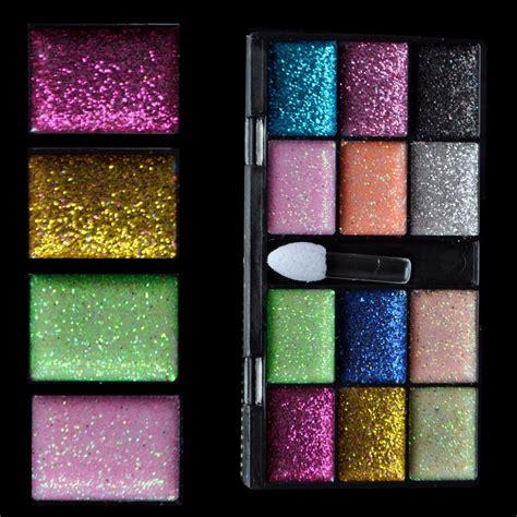 Eyeshadow Glitter Palette glitter eye makeup palette mugeek vidalondon